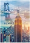 Пазл Нью Йорк на рассвете 1000 эл - 1