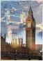 Пазл Лондон на рассвете 1000 эл - 1