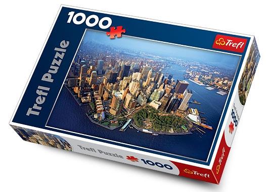 Пазл Нью Йорк 1000 эл - 1