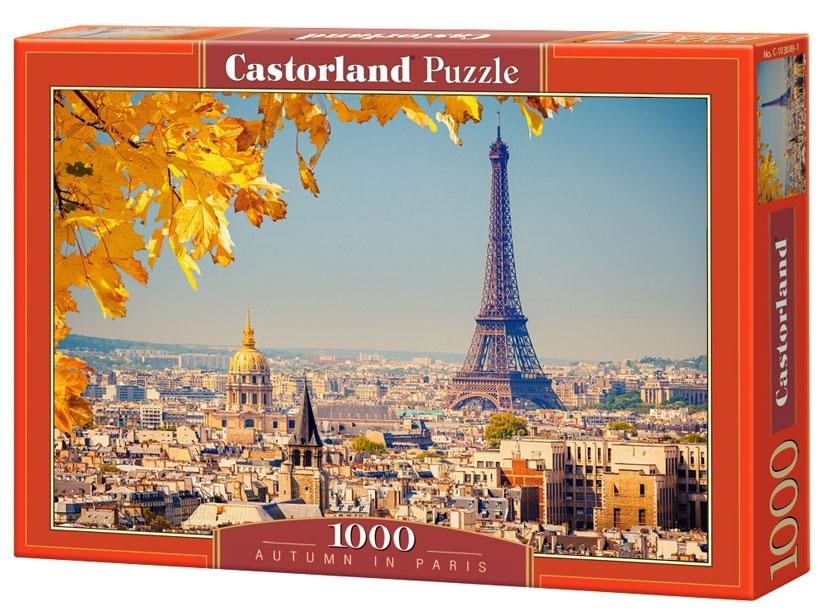 Пазл Осень в Париже 1000 эл - 1