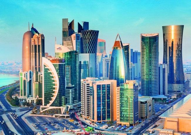 Пазл Доха Катар 2000 эл - 1
