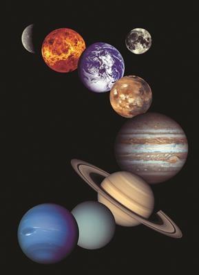 Пазл Солнечная система 1000 эл - 1