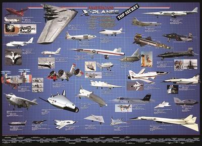 Пазл Америанские самолеты разведчики 1000 эл - 1
