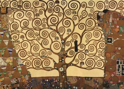 Пазл копия картины Древо жизни Густав Климт 1000 эл - 1