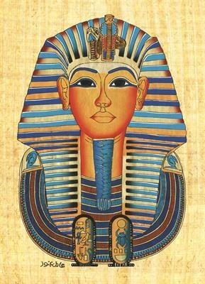 Пазл маска Тутанхамона 1000 эл - 1