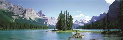 Пазл Канадские Скелистые горы озеро Малайн 750 эл - 1
