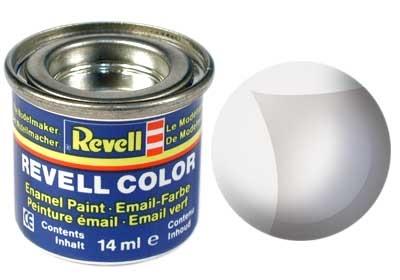 Краска для моделей - цвет Clear (серия Solid Matt) - 1