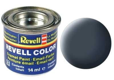 Краска для моделей - цвет Anthracite (серия Solid Matt) - 1