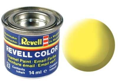 Краска для моделей - цвет Yellow (серия Solid Matt) - 1