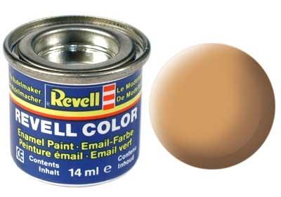 Краска для моделей - цвет Fresh (серия Solid Matt) - 1
