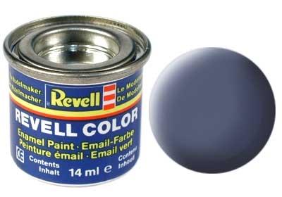 Краска для моделей - цвет Grey (серия Solid Matt) - 1