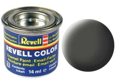Краска для моделей - цвет Bronze green (серия Solid Matt) - 1