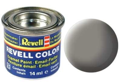 Краска для моделей - цвет Stone grey (серия Solid Matt) - 1