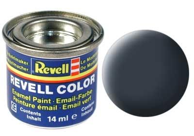 Краска для моделей - цвет Greyish blue (серия Solid Matt) - 1