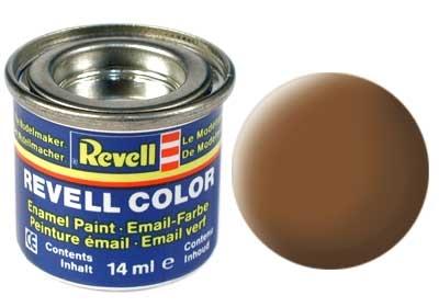 Краска для моделей - цвет Dark earh (серия Solid Matt) - 1