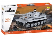 Конструктор COBI World Of Tanks Тигр I, 545  деталей COBI-3000B