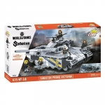 Конструктор COBI World Of Tanks Танк Сабатон Примо Виктория, 675 дет COBI-3034