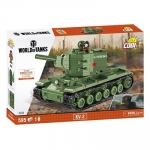 Конструктор COBI World Of Tanks КВ-2, 595 деталей COBI-3039