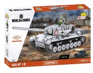 Конструктор COBI World Of Tanks Леопард 1, 600 дет COBI-3037