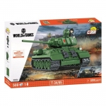 Конструктор COBI World Of Tanks Т-34/85, 500 деталей COBI-3005A